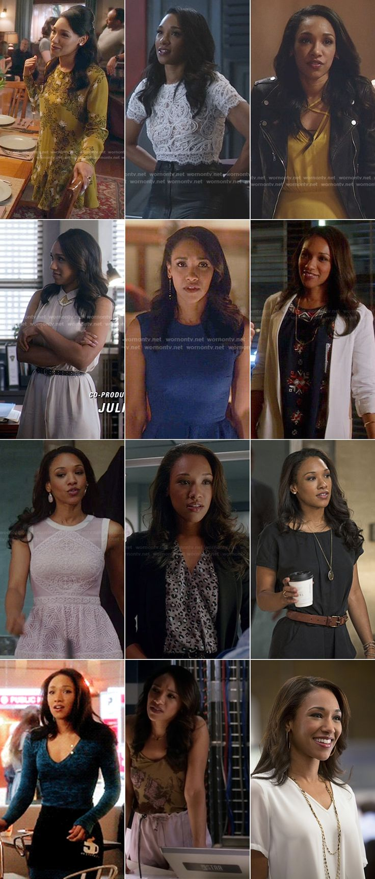 Looking at the fashion of Iris West on the blog! Loving these outfits!  http://www.thissplendidshambles.com/2017/01/character-fashion-iris-west-flash/