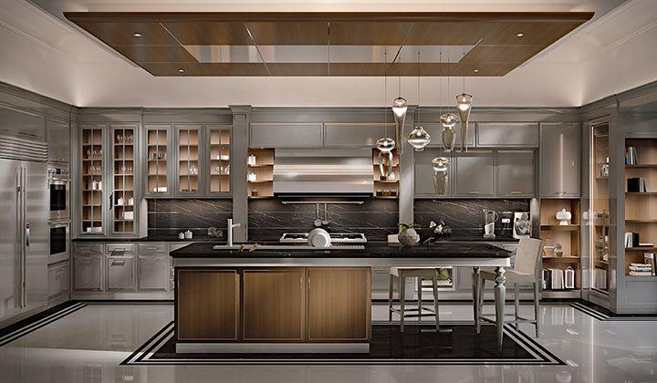 High Tech Kitchen Design For A Modern Day Home Kitchen Showroom Kitchen Tech Kitchen Design