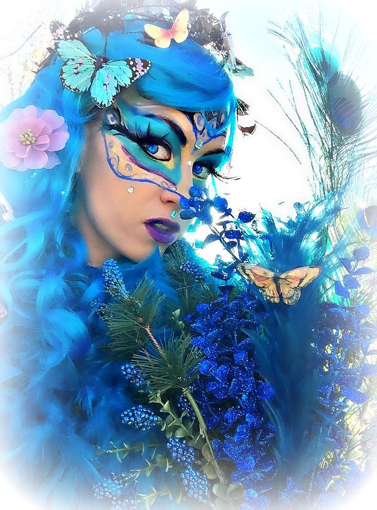 67 Best images about Fantasy Makeup and Hair on Pinterest ... Peacock Fantasy Makeup