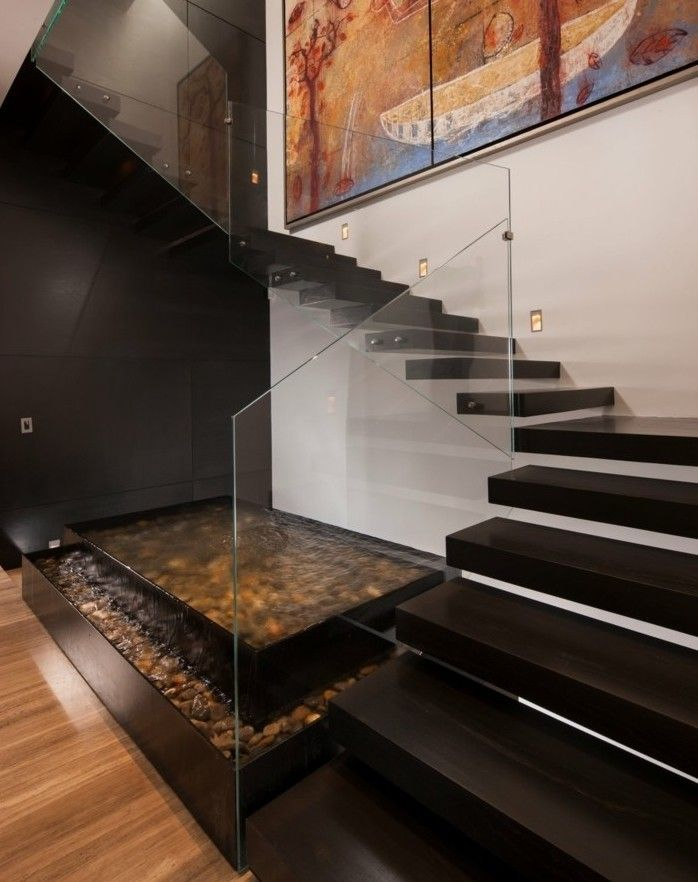 15 best escalier moderne images on Pinterest | To create, Stairs ...