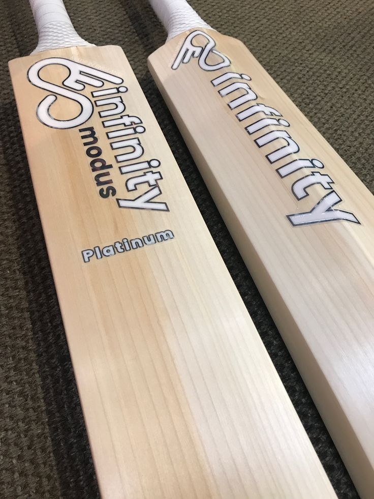 The new Infinity Modus Platinum. Weights starting at only 2.8 with grains galore! #Cricket #cricketbats #vks #london #cricketequipment #specialists
