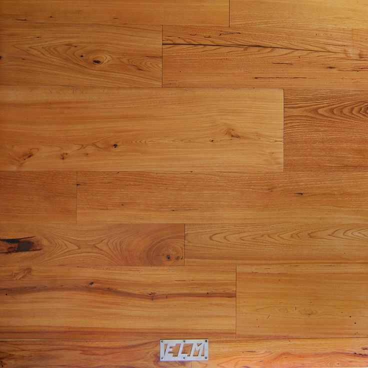 Reclaimed Elm Hardwood Flooring