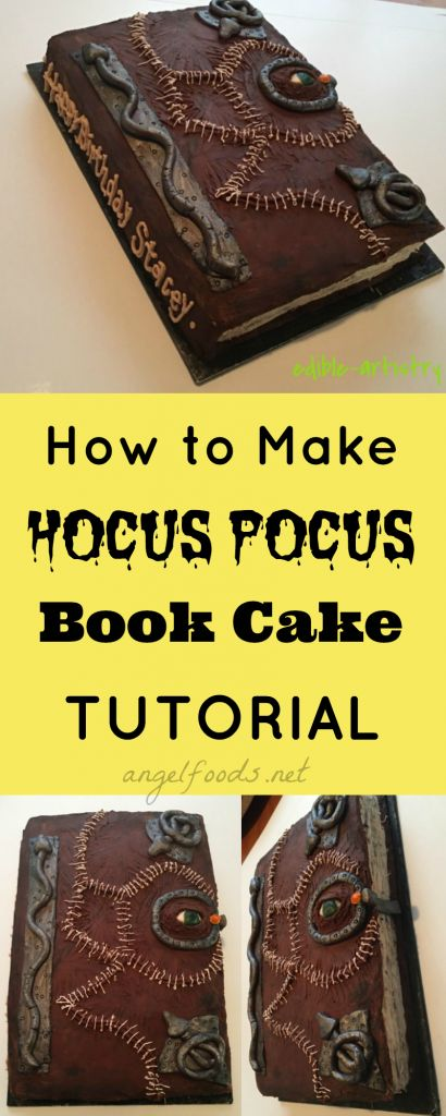 Easy Cake Decoration Ebook : Best 25+ Harry potter book cake ideas on Pinterest Harry ...