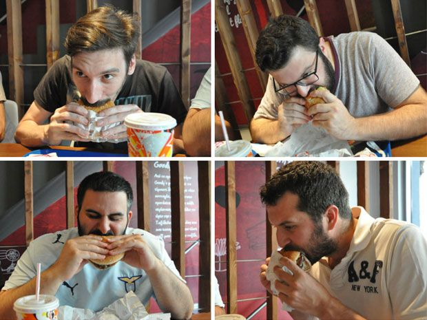 Πόσα burger μπορείς να φας;