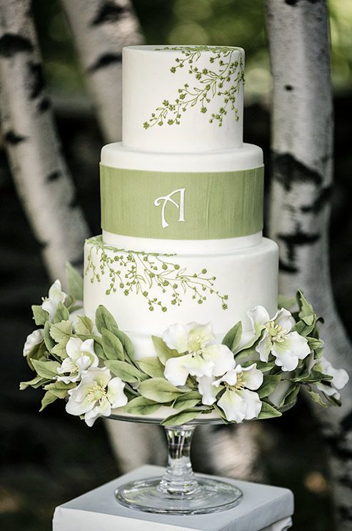 Ana Parzych Cakes - photo by Prestige-Barkley Photographic Design