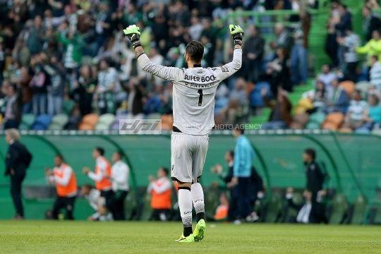 Sporting CP v CD Nacional - Premier League 2016/17