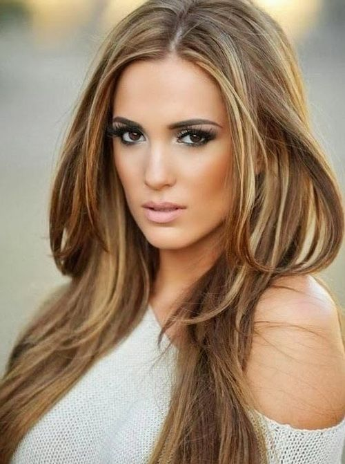 Best Hair Color for Brown Eyes and Medium Skin