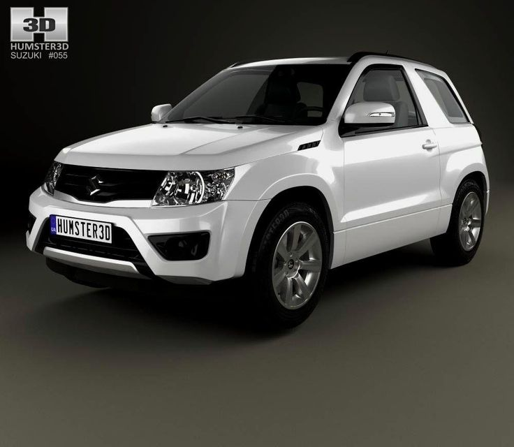 Suzuki Grand Vitara 2018 First Drive