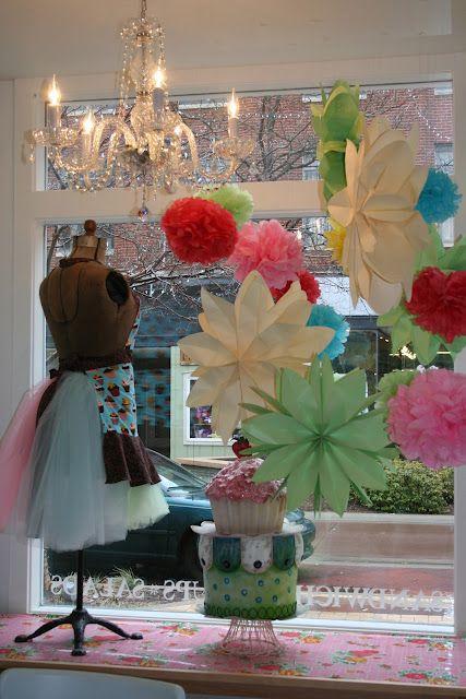Beautiful window display.-------- love this!!!!!!!!!! http://cbproads.com/clickbankstorefront/v4/sf.asp?id=4131428