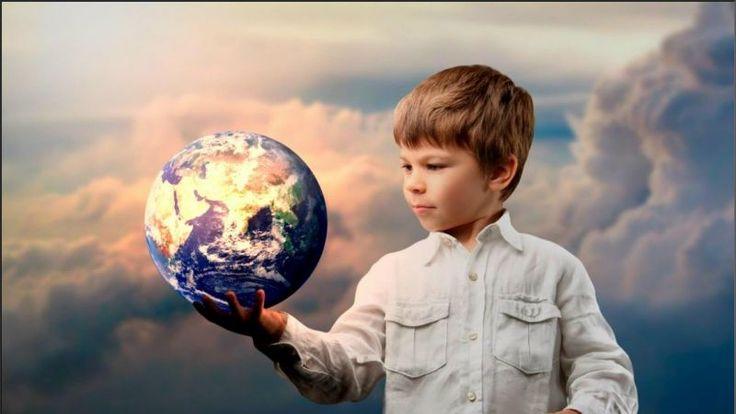 Крисс Валлотон дает пять сверхъестественных вещей, которым нам нужно научить наших детей. Это поможет им стать маленькими могущественными  людьми.