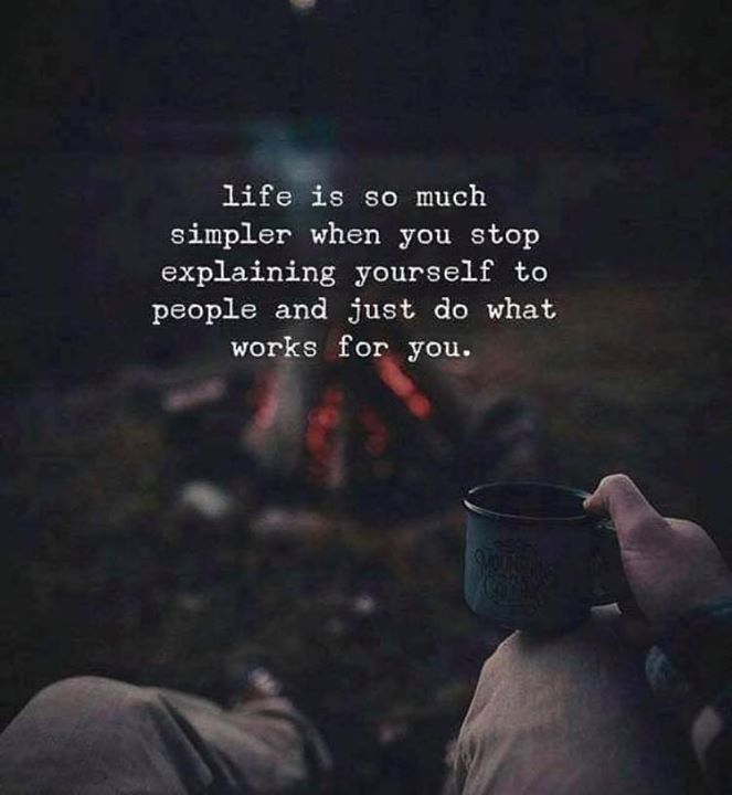 Life Is So Much Simpler Life Quotes Motivational Quotes Positive Quotes