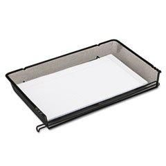 * Nestable Mesh Stacking Side Load Legal Tray, Wire, Black  #MotivationUSA #Home
