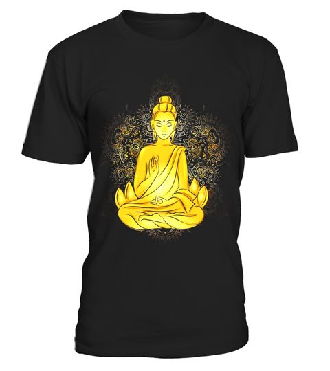 Golden Buddha Sitting in Lotus Position Tees gift  #tshirt #tshirtfashion #tshirtformen #Women'sFashion #TshirtWomen's #Fundraise #PeaceforParis #HumanRights #AnimalRescue #Autism #Cancer   #WorldPeace #Disability #ForaCause #Other #Family #Girlfriend #Grandparents #Wife #Mother #Ki