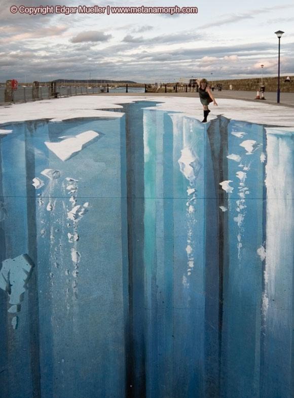 Edgar Mueller - 3d street art