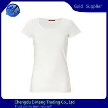 High Quality New Trendy Women Plain Organic Cotton T shirt  best buy follow this link http://shopingayo.space