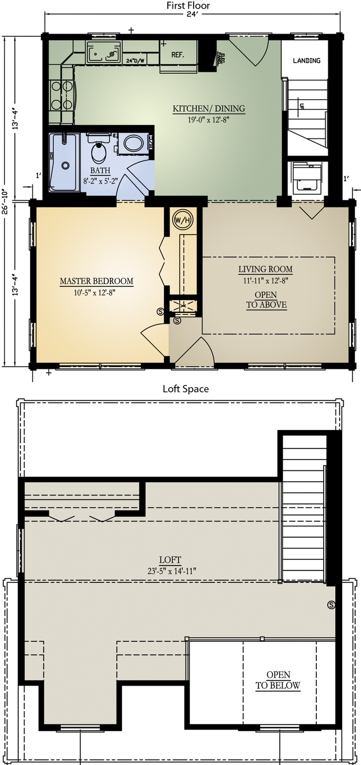 Space Saving House Plans 40 Best Log Home Floor Plans Images On Pinterest  Log Home Floor