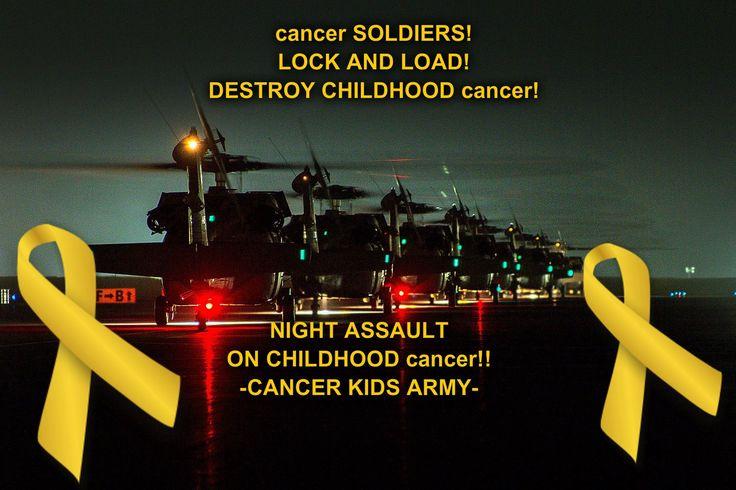 Cancer Kids Army 7/28/2014