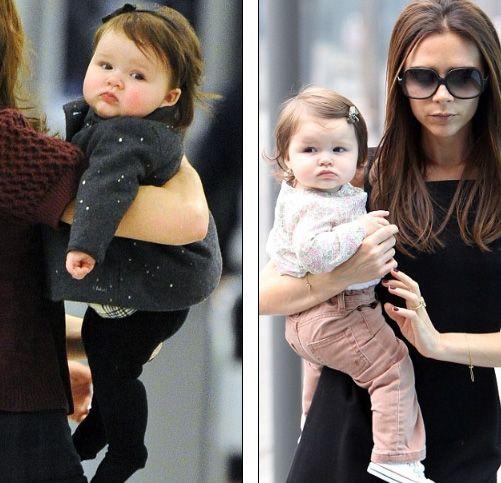 """Harper Beckham vận """"hàng hiệu"""" từ nhỏ 4"""