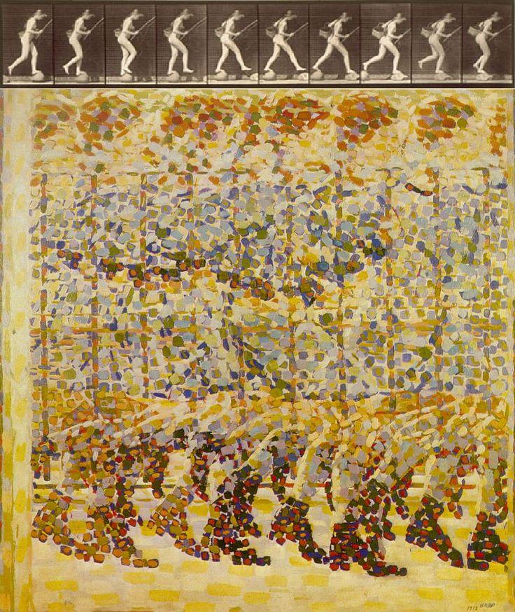 Giacomo Balla / Eadweard Muybridge