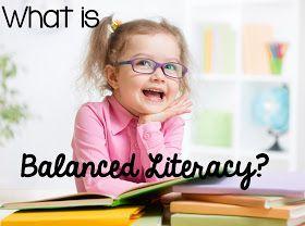 Sprinkles to Kindergarten!: Balanced Literacy in Kindergarten