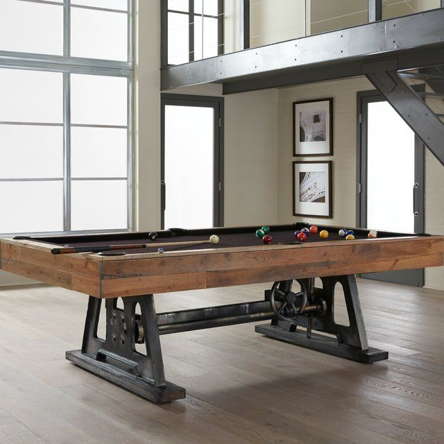 Fancy | The Da Vinci Pool Table by American Heritage Billiards