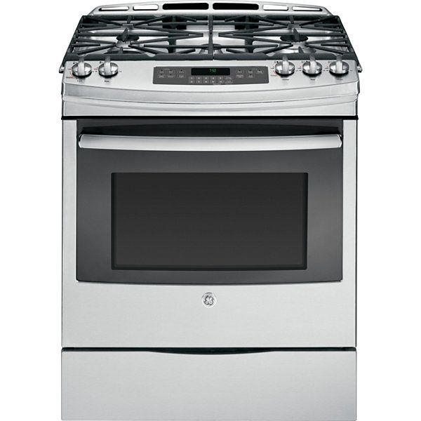 JCPenney Self cleaning ovens, Convection range, Gas range