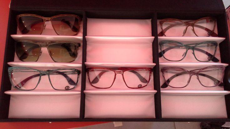 Eccola filo di ferro ,la nuova collezione leggere e dettagliata nei colori #treviso #eyewear #handmade #madeinitaly #treviso #sunglasses #veneto #filodiferro