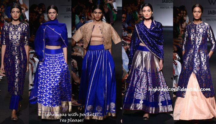 Lakme Fashion Week Winter:Festive 2014- Sanjay Garg-2