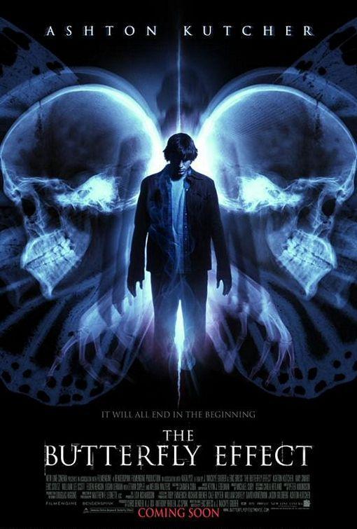 The Butterfly Effect (2003) Ashton Kutcher, 29/09/05
