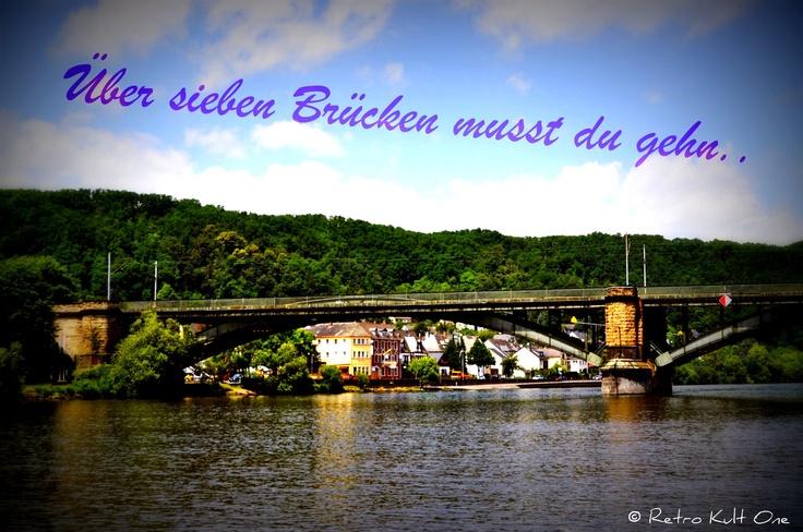 Über 7 Brücken..