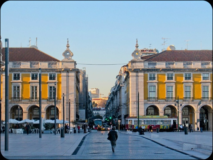 Terreiro de Paço, Lisboa
