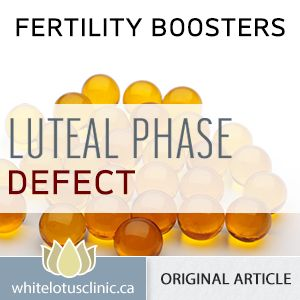 Natural Fertility Boosters for Luteal Phase Defect. Learn the basics of which are the best supplements for luteal phase defect and implantation..