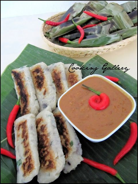 Cooking Gallery: Otak-Otak - Indonesian Grilled Fish Cakes