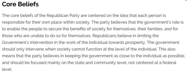 a history of the two major parties in united states Two major parties dominated the  the republican party is one of the two major contemporary political parties in the united states of america  jr ed history .