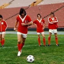 George Best - LA Aztecs 1976