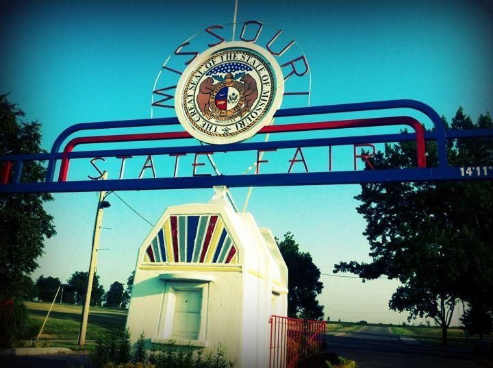 Missouri State Fair Grounds Grandstand in Sedalia, MO