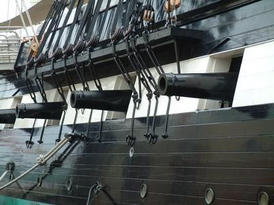 How to Tour the USS Constitution