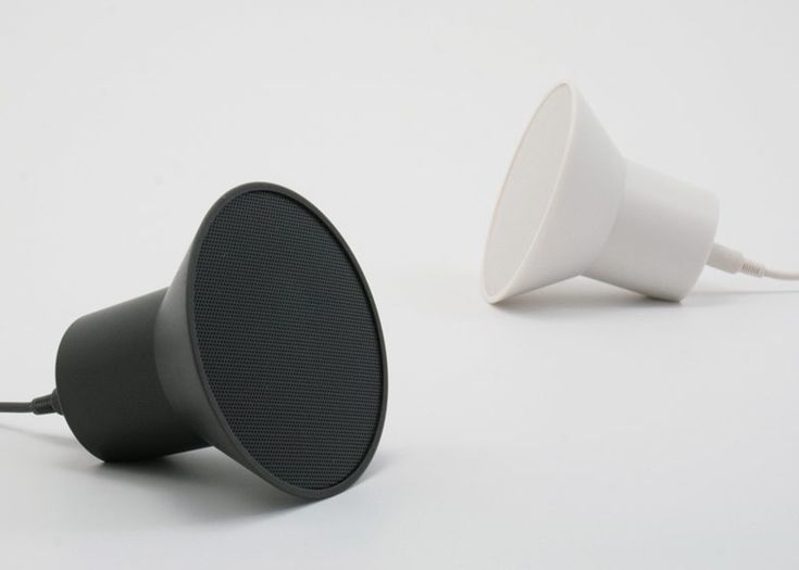 Iconico speakers by Héctor Serrano for Lexon at Maison