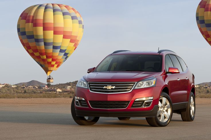 #DailyDrive - 2016 Chevrolet Traverse #SUV #Chevy