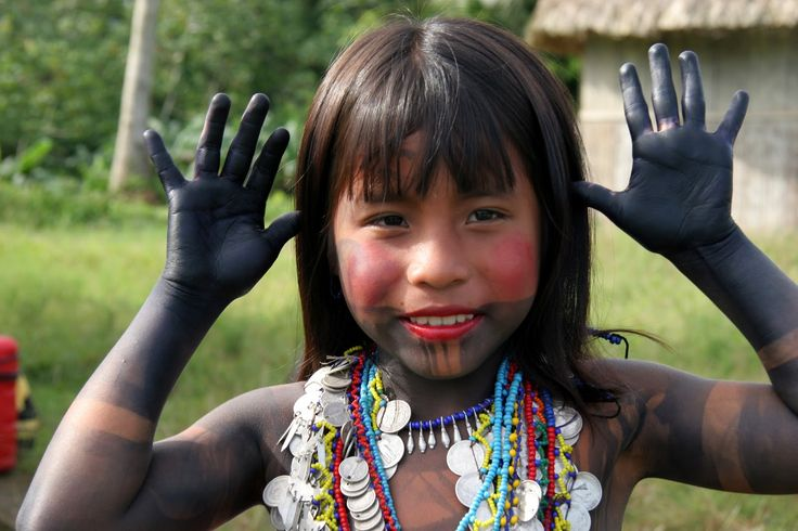 Almost one million Colombian natives are at risk of becoming extinct! - radio macondo
