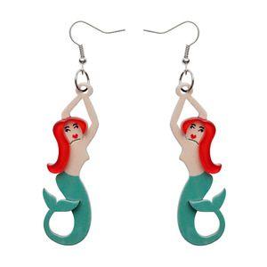 Marilyn's Mermaids Earrings - Erstwilder