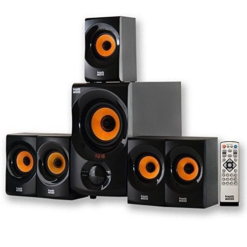 Home Theater System Surround Subwoofer Bluetooth Sound 5.1CH 700W MP3 Player Sub