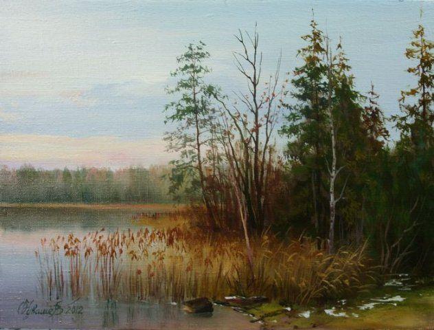 Олег Чувашев – художник