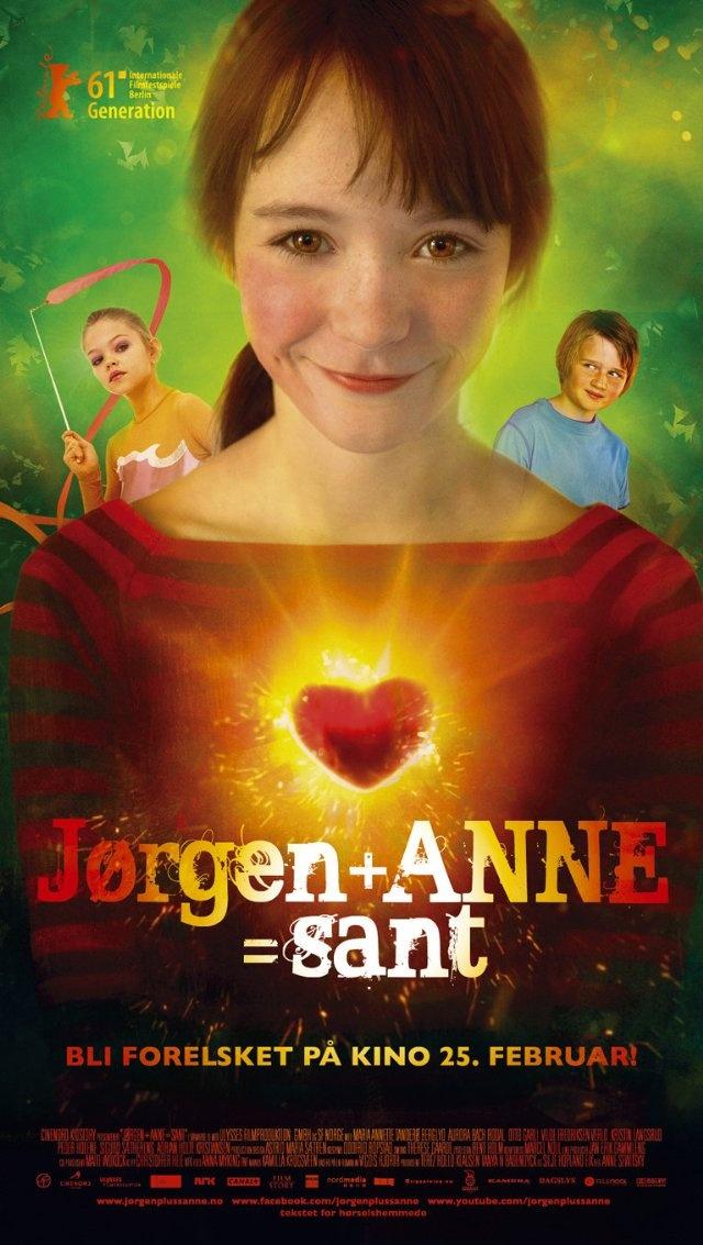 Jørgen + Anne = sant 2011
