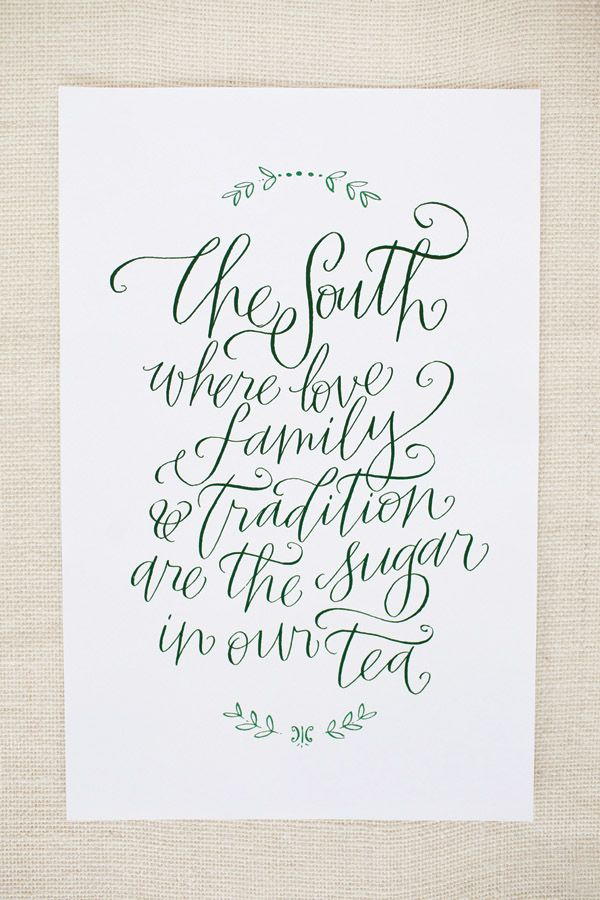 Tradition is BIG in the South. It's woven throughout our lives, from how we make our beds to how we design our homes (with wide front porches, obviously!). Nowhere is it more present, though, than when we're planning our weddings. Whether we're toasting with the same flutes our grandparents did, carrying a hankie embroidered with …