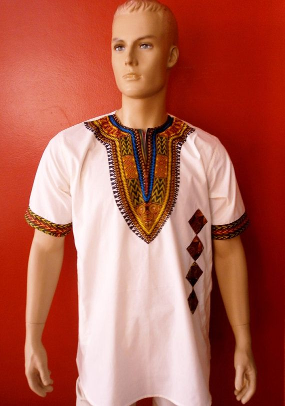 Gentleman only So colored art shirt dashiki for men trendy 2014 Shirt must have    Gender: Male brand new Material: Cotton Color: Beige short