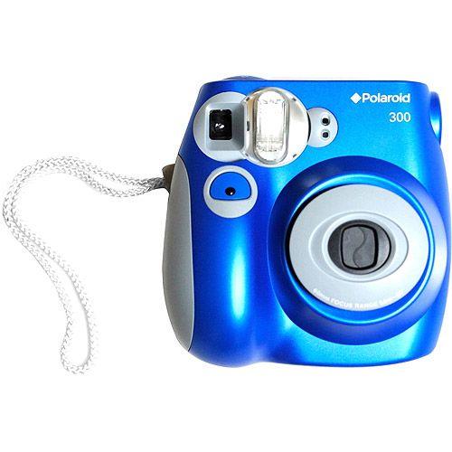 Polaroid 300 Instant Film Camera. I want one so bad!