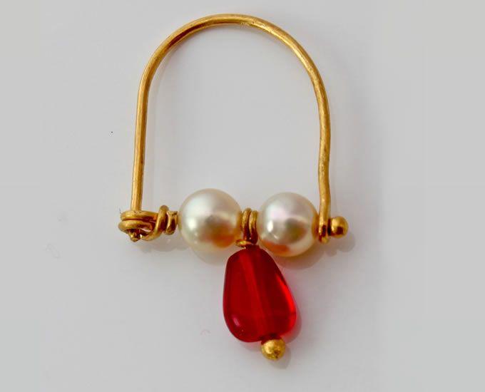 Bhigbali / men's earing / traditional wear