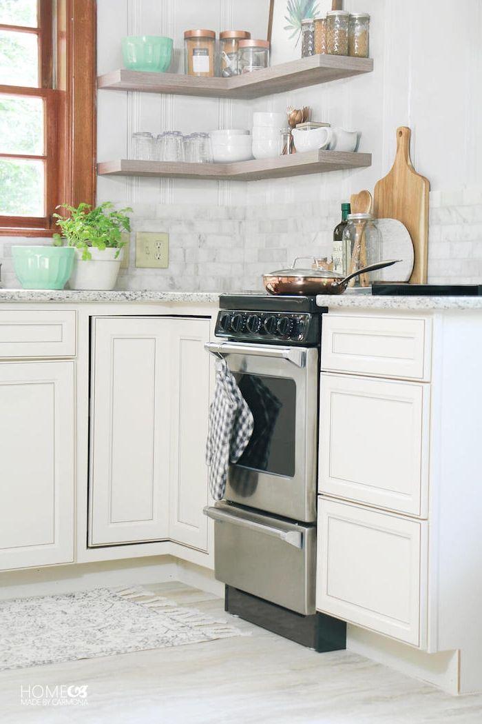 ▷ 1001 + ideen für kleine Küchen zum Inspirieren Moderne Küchen - kleine küchen ideen