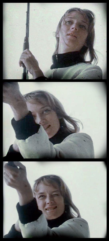 Niki de St Phalle #anger